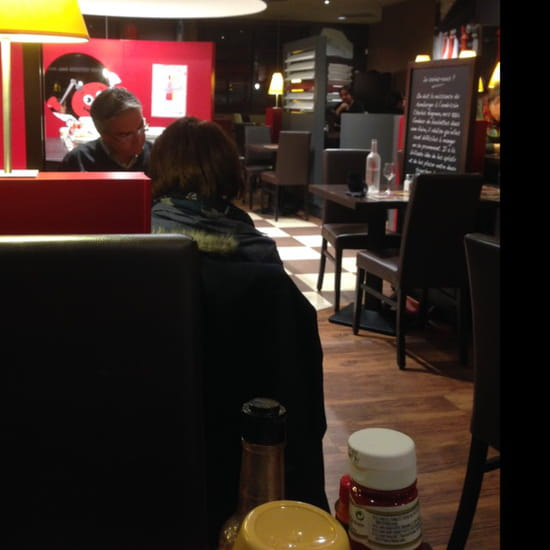 , Restaurant : Poivre Rouge