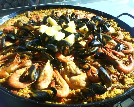 Poulet Empanadas Paella