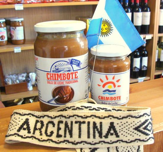 Puerto Argentino  - Dulce de  leche -   © puerto Argentino
