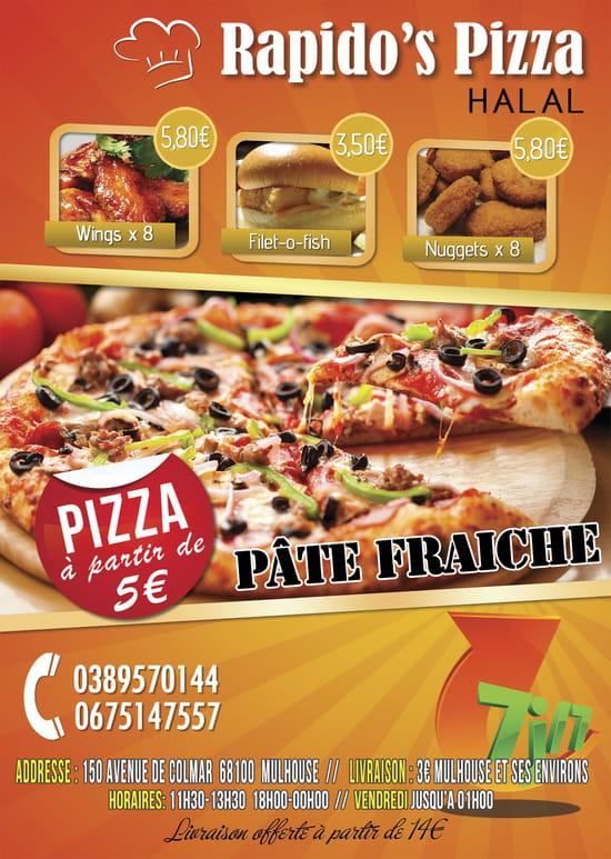 Rapido's Pizza