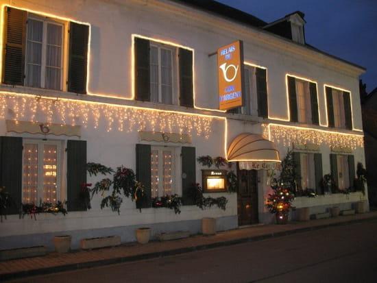 Relais du Cor d'Argent  - Facade nuit -