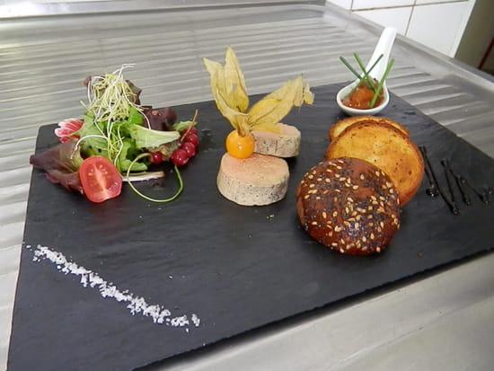 Restaurant 4 Saisons - Le Tréport  - Restaurant 4 saisons-le tréport. Foie gras maison -