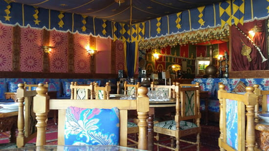 , Restaurant : Restaurant Agadir  - La salle -