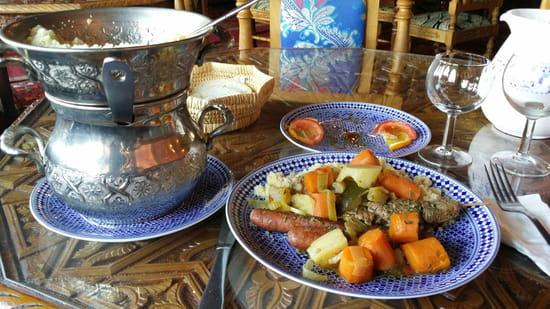 , Plat : Restaurant Agadir  - Coucous!  -