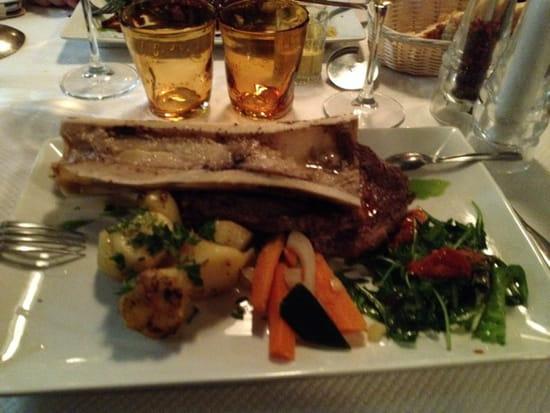, Plat : Restaurant Chez Fred