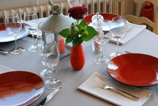 Restaurant David  - TABLE -