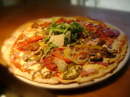 Restaurant de l'Ire les Grillades de Lilie  - nos belles pizzas -