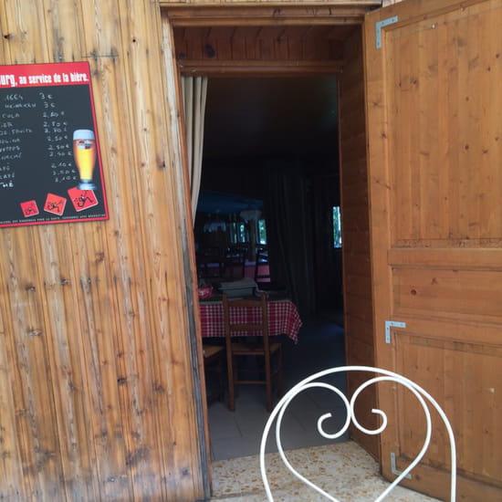 , Restaurant : Restaurant De La Berge