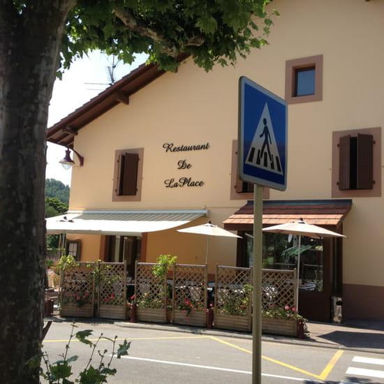 , Restaurant : Restaurant de la Place