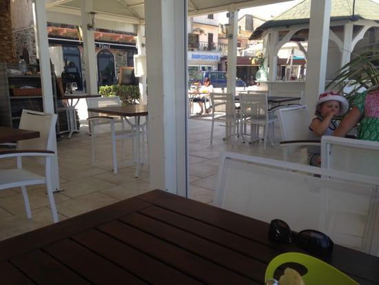 , Restaurant : Restaurant des Iles  - Terrasse -