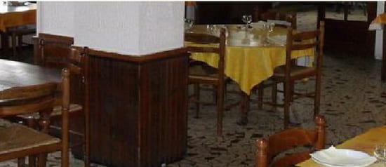 Restaurant des Sports  - Salle -   © Solexine