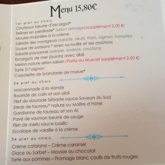 , Restaurant : Restaurant des Voyageurs