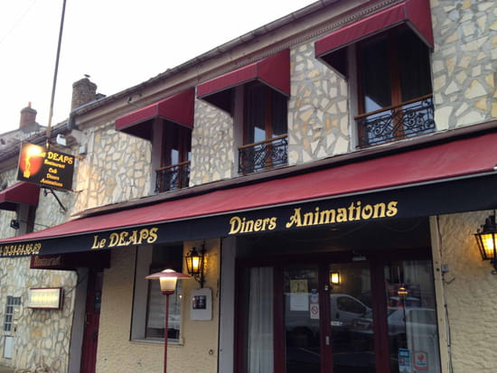 Restaurant Dîner-Animations le DEAPS