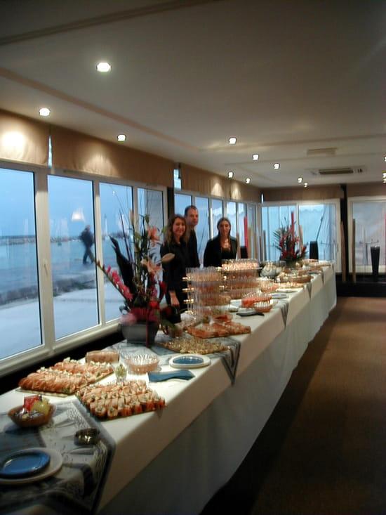 Restaurant du Casino de Gruissan  - le casino c'est aussi des banquets -   © d.reyné