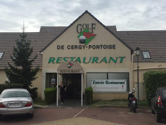, Entrée : Restaurant du Golf