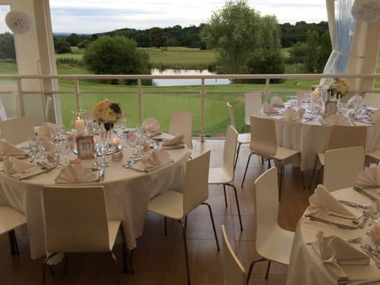 , Restaurant : Restaurant du Golf Club d'Ableiges