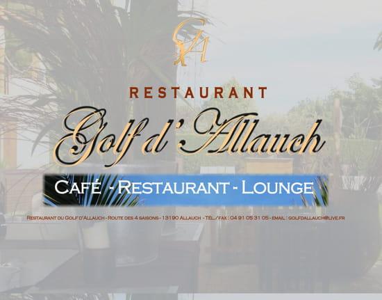 Restaurant du Golf D'Allauch