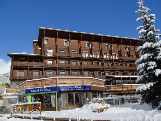 Restaurant du Grand Hotel Serre Chevalier