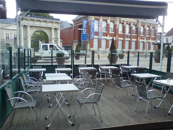 Restaurant du Musée Matisse  - terrasse avant -
