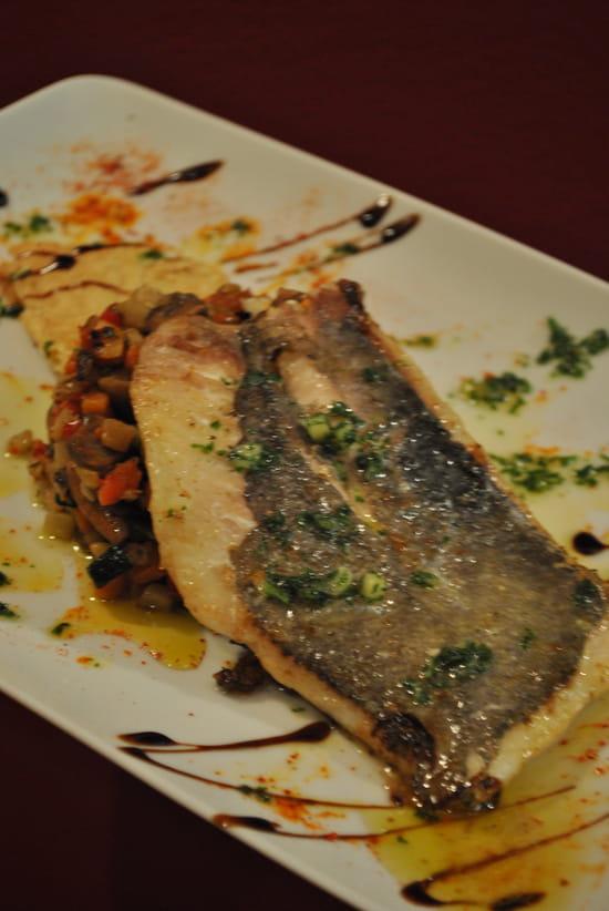 Restaurant El Gringo  - Filet de St Pierre -