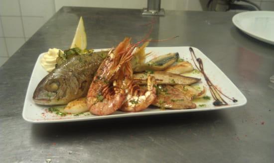 Restaurant El Gringo  - Parillade de poissons -