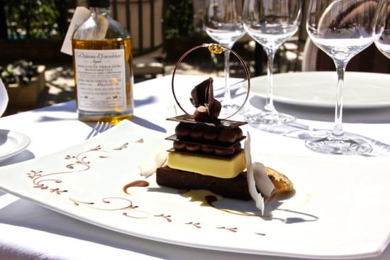 Restaurant Gastronomique de Valrugues