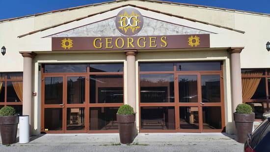 , Entrée : Restaurant Georges