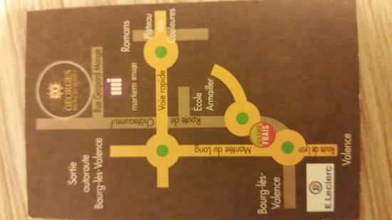 , Restaurant : Restaurant Georges  - Plan d'accès -