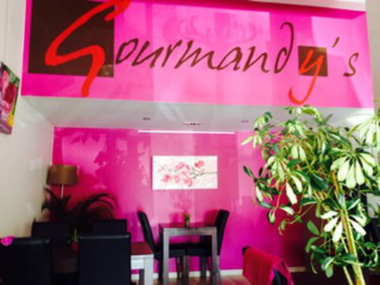 , Restaurant : Restaurant Gourmandy's