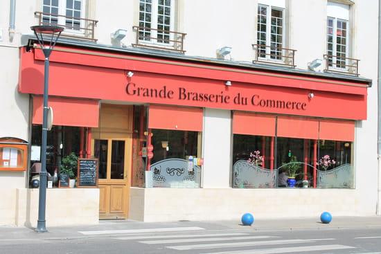 Restaurant Grande Brasserie du Commerce  - Le Restaurant -   © J Durand