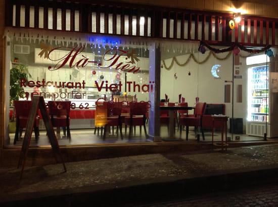 Restaurant Hà-Tién- Petite Diana  - ouvert jusqu'à 21h30 -
