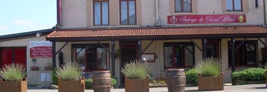 Restaurant - Hôtel - Traiteur : Auberge du Cheval Blanc