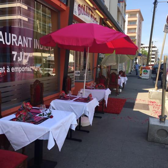, Entrée : Restaurant Indien Bollywood