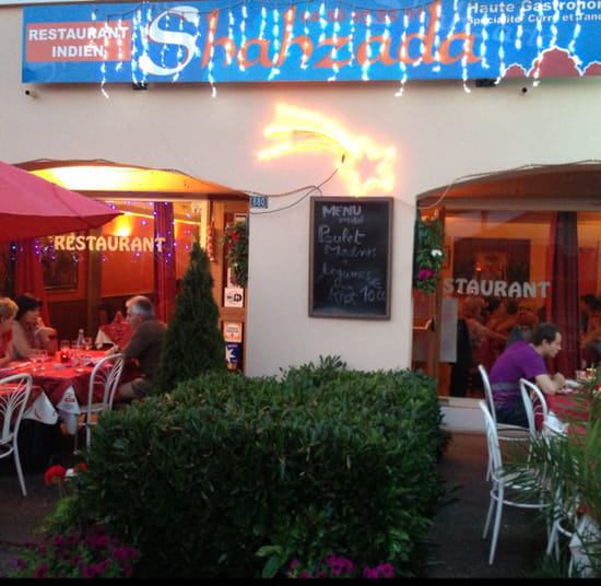 , Restaurant : Restaurant Indien Shahzada