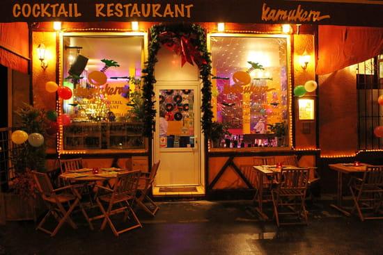 Restaurant Kamukera - Spécialités afro-antillaises