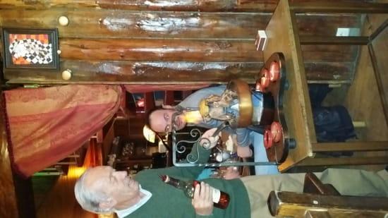, Plat : Restaurant L'Arlequin  - La potence -