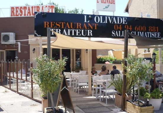 Restaurant L'Olivade  - La terrasse de l'Olivade -