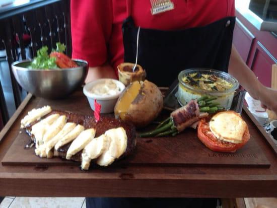 , Plat : Restaurant La Boucherie  - Magret de canard -