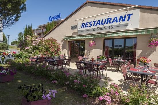Restaurant la Bouriette