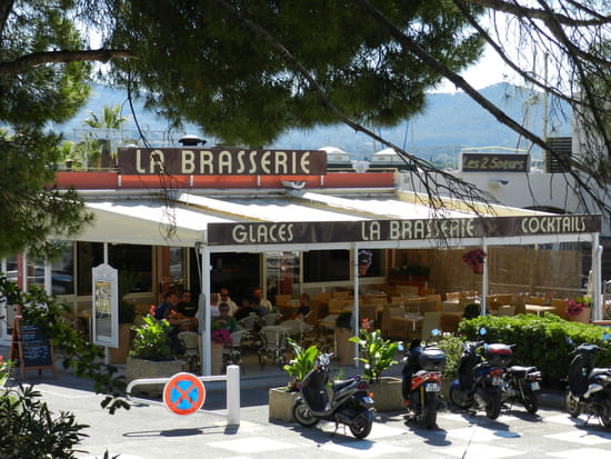 Restaurant la Brasserie Douglas