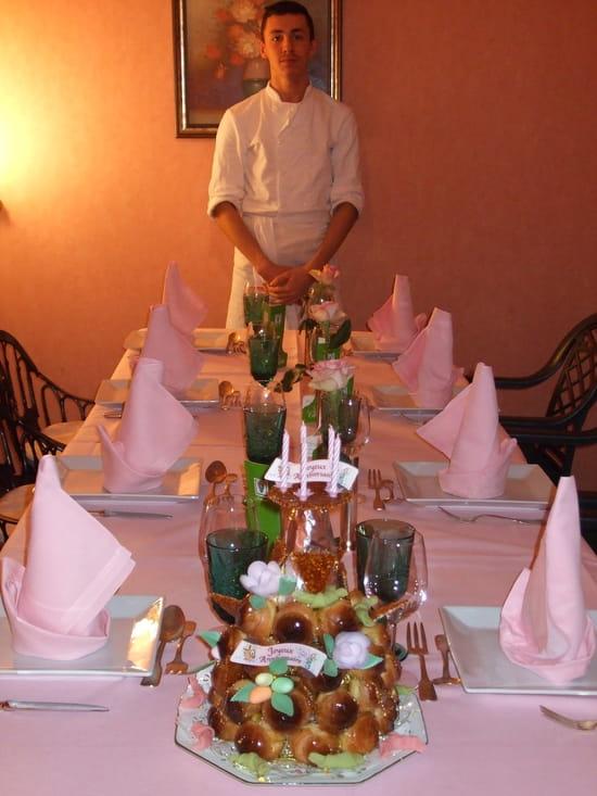 Restaurant la Ciboulette  - le Salon 8/10 personnes -