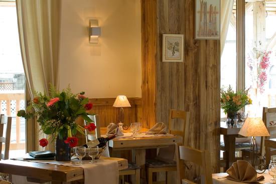 Restaurant La  Croix  Saint  Maurice