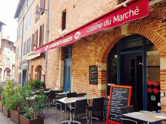 Restaurant La  Fourchette Adroite
