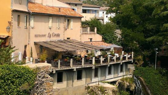 , Restaurant : Restaurant La Grotte