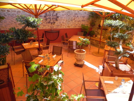 Restaurant La Marquière  - Patio -   © REST LA MARQUIERE