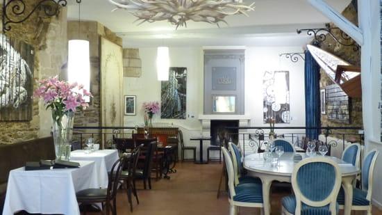 Restaurant La Souris d'Agneau  - Entrée du restaurant -   © La Souris d'Agneau