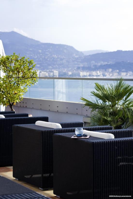 Restaurant La Terrasse - Radisson Blu Hotel, Nice