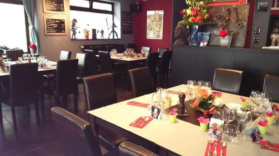 Restaurant le 107  - Table pour groupe -