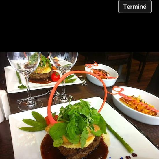 , Plat : Restaurant le 15