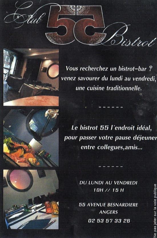 Restaurant Le 55